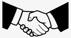 Handshake clipart two. Shaking hands png images
