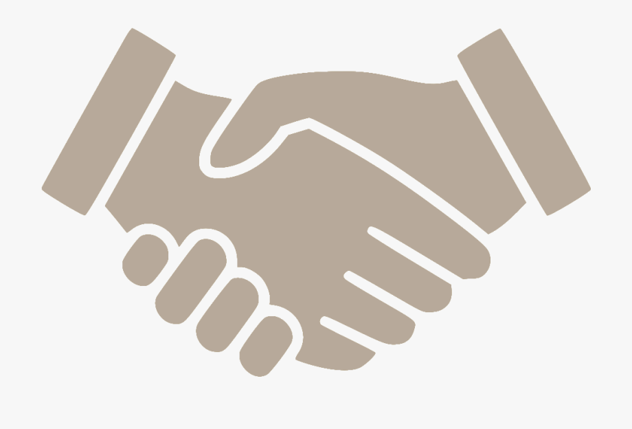 Hands shaking logo png. Handshake clipart two hand