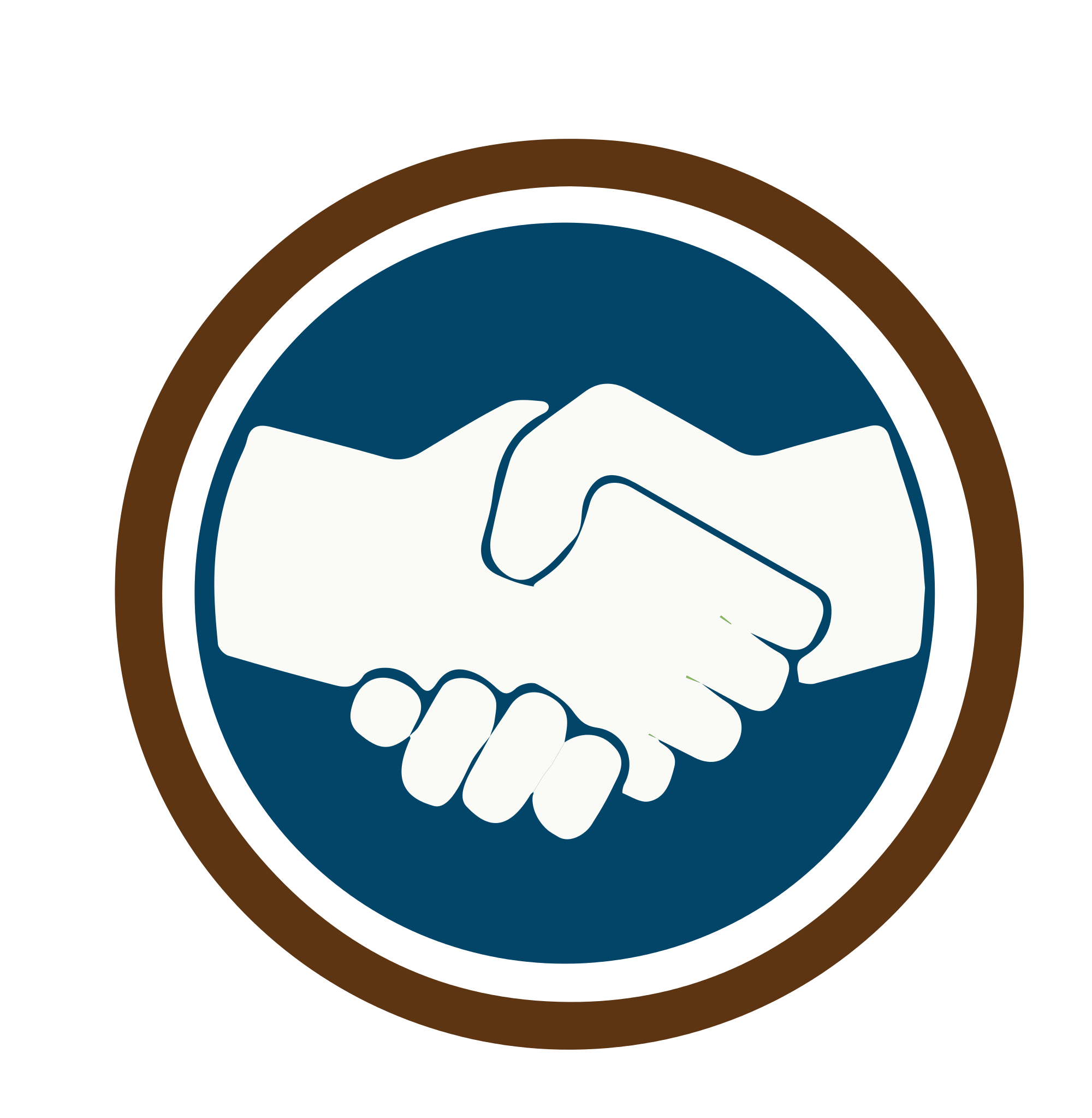 Handshake clipart two hand. File logo svg wikimedia