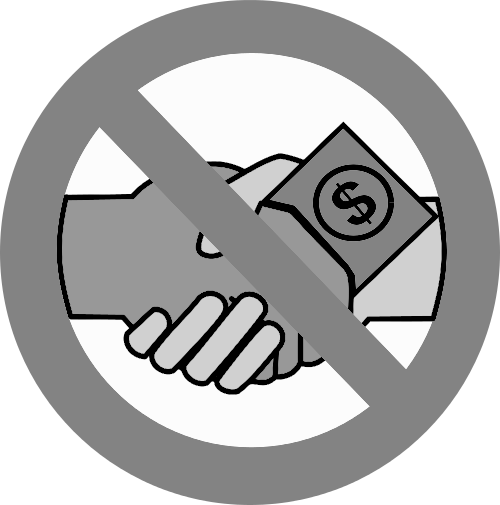 Handshake clipart united. Vector graphics non profit