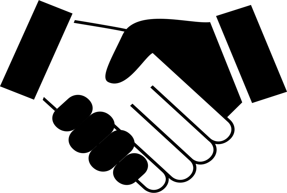 Business cooperation svg png. Handshake clipart united