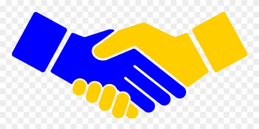Handshake clipart unity. Clip art transparent png