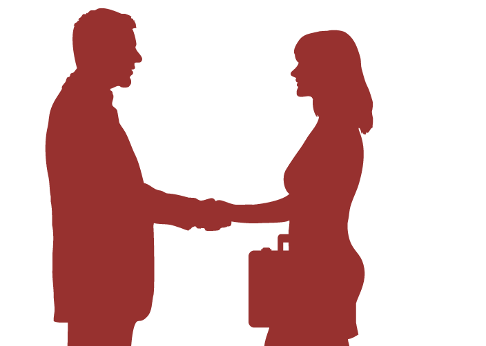Adviser success parmenion investment. Handshake clipart welcome
