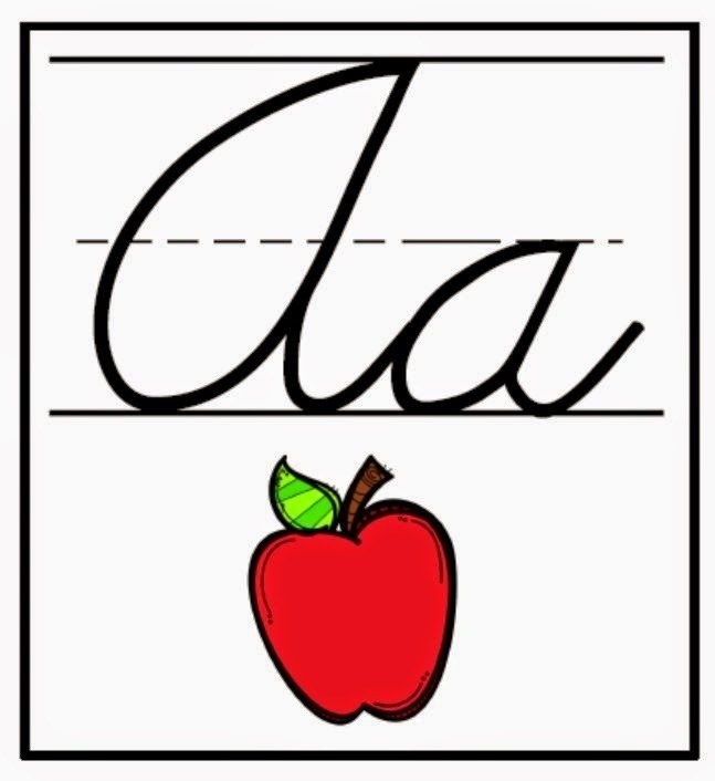 Cool of cursive letter. Handwriting clipart