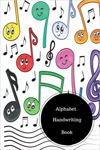Handwriting clipart independent writing. Alphabet book english practice