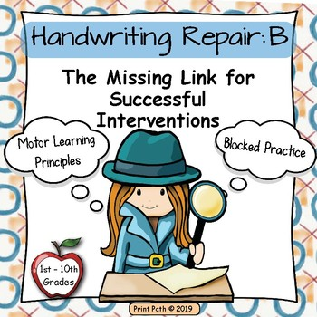 Handwriting clipart independent writing. Occupational therapy tools for