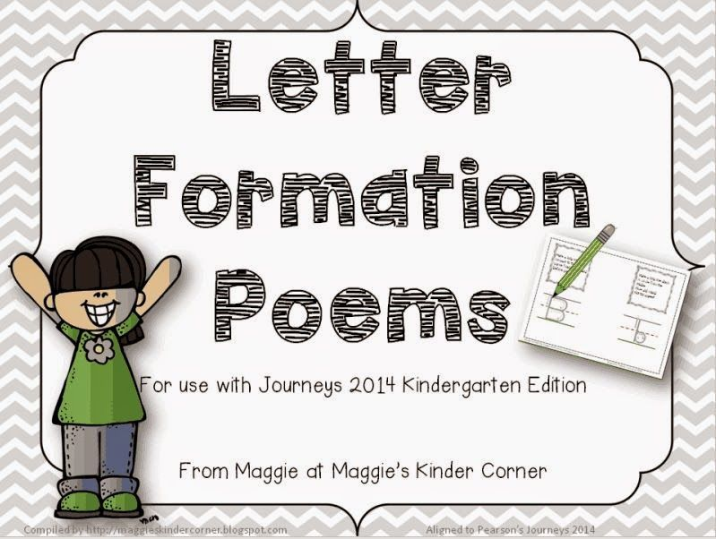 Letter formation poems for. Handwriting clipart independent writing
