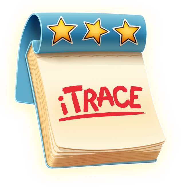Handwriting clipart lets practice. Itrace ipad app that