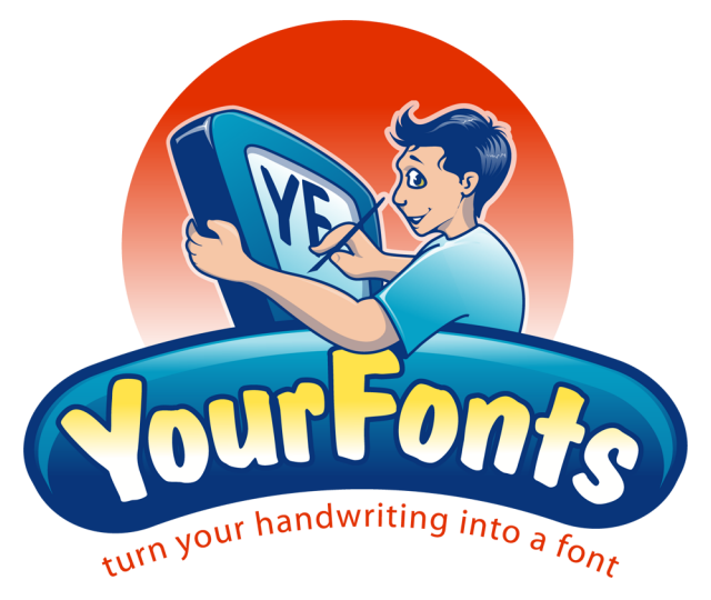 Yourfonts help promote. Handwriting clipart opinion writing