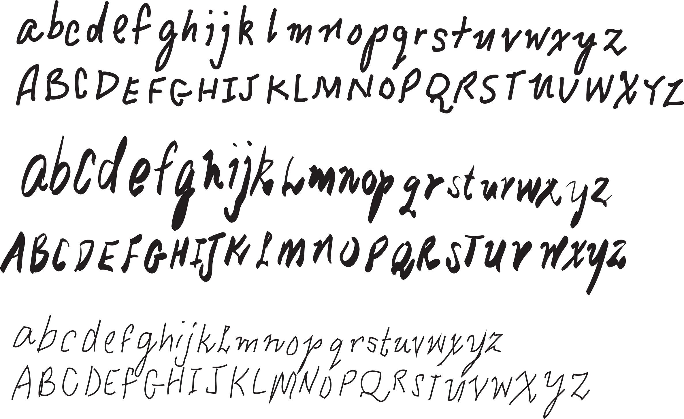 Handwriting clipart working hand. Lettering big image png