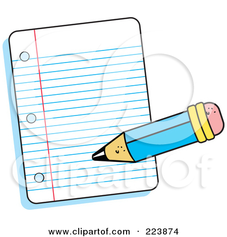 Writer clipart written note. Writing letters free download