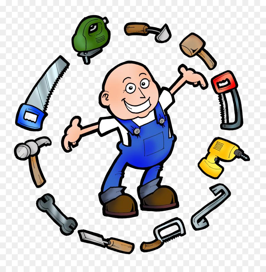 Handyman clipart. Free content clip art
