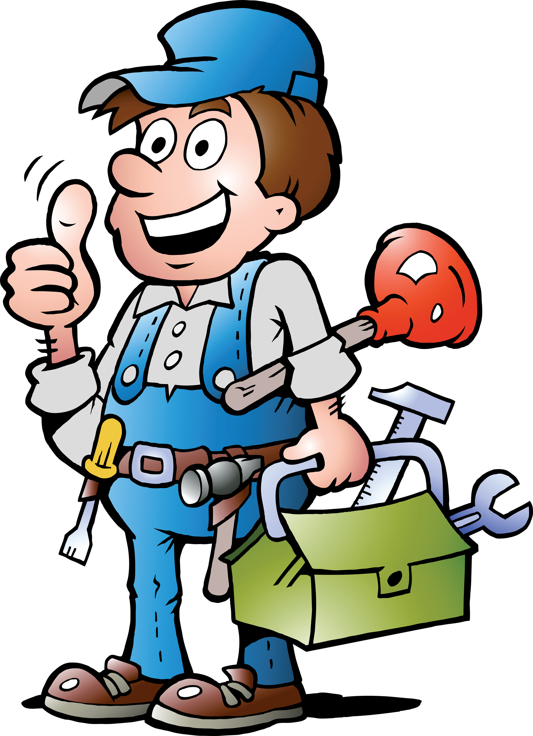 Gardener clipart handyman. Free cliparts download clip