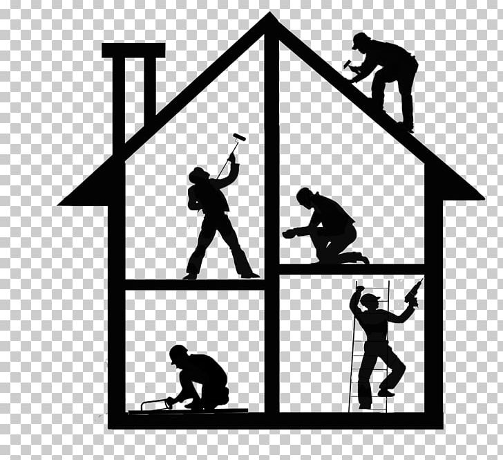 Handyman clipart home improvement. Repair renovation house png