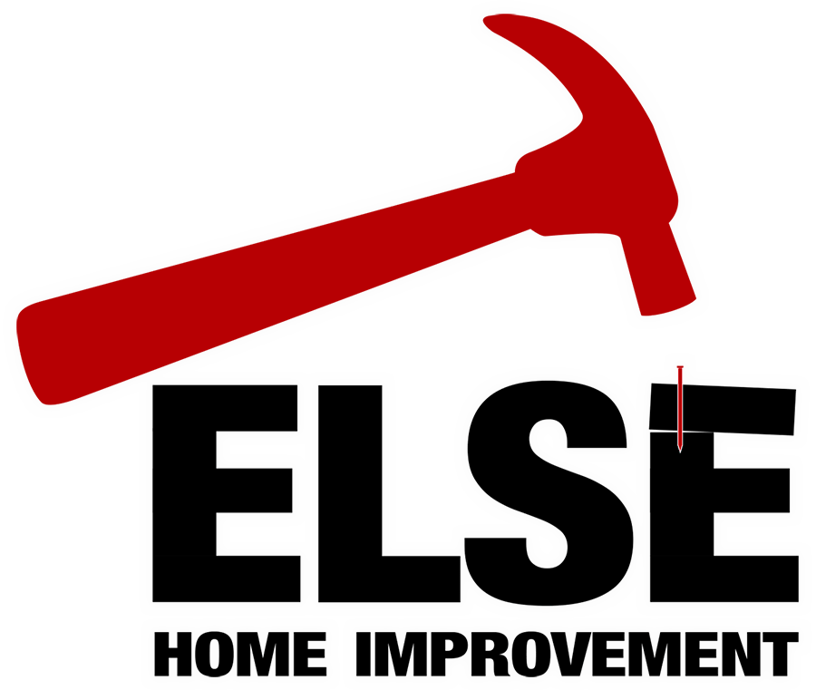 Else logo. Handyman clipart home improvement
