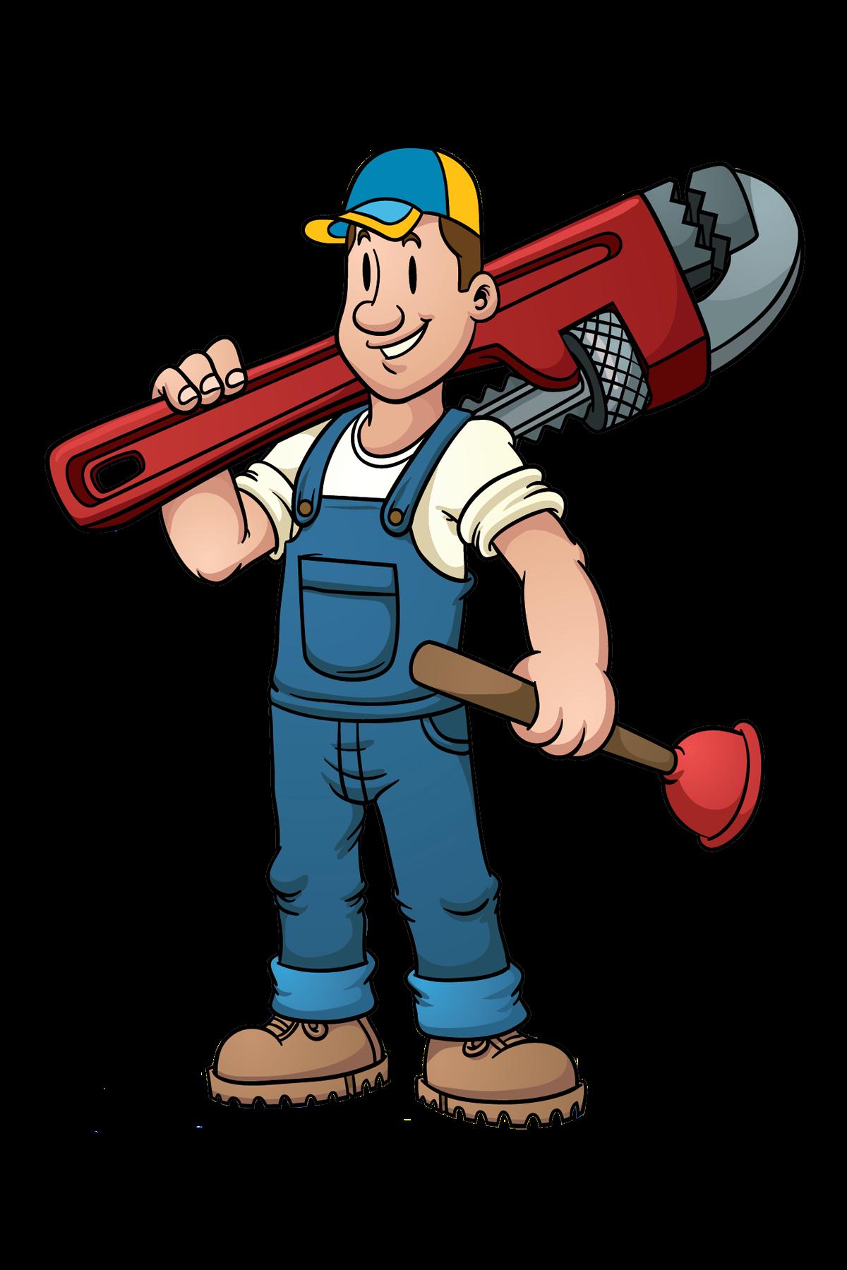 Mechanic clipart handyman. Sos plumbing google