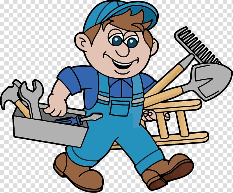 Mechanic clipart handyman. Glasgow services advertising home
