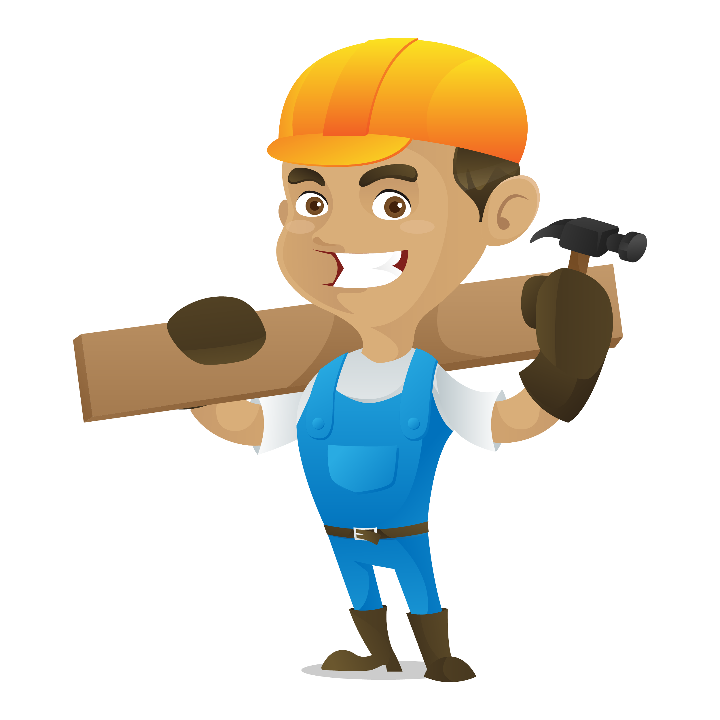 Repairs . Handyman clipart maintenance guy