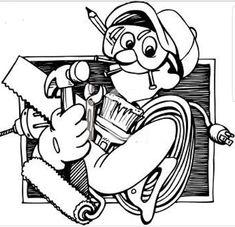 best logos images. Handyman clipart preventive maintenance
