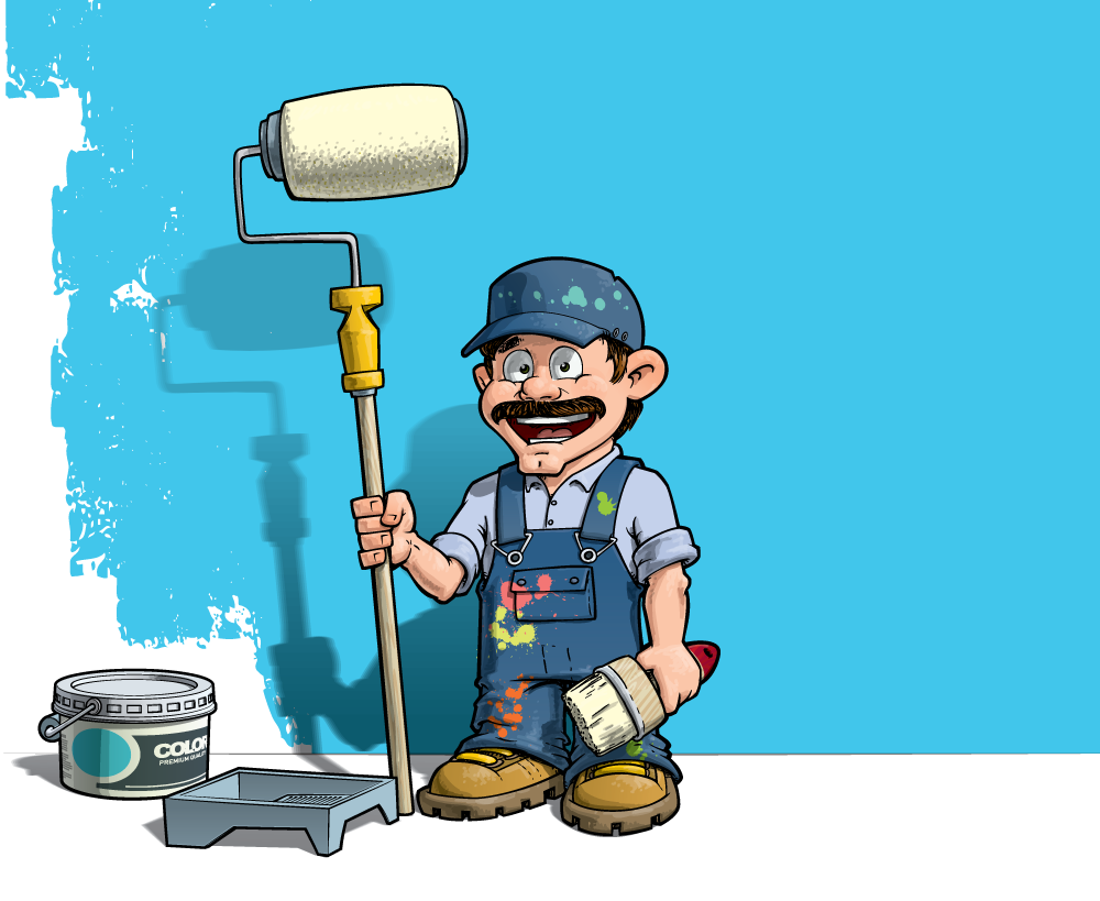 How to choose a. Handyman clipart tinker