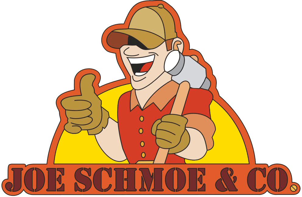 Handyman services joe schmoe. Painter clipart person painting