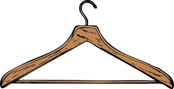 Coat clip art free. Hanger clipart