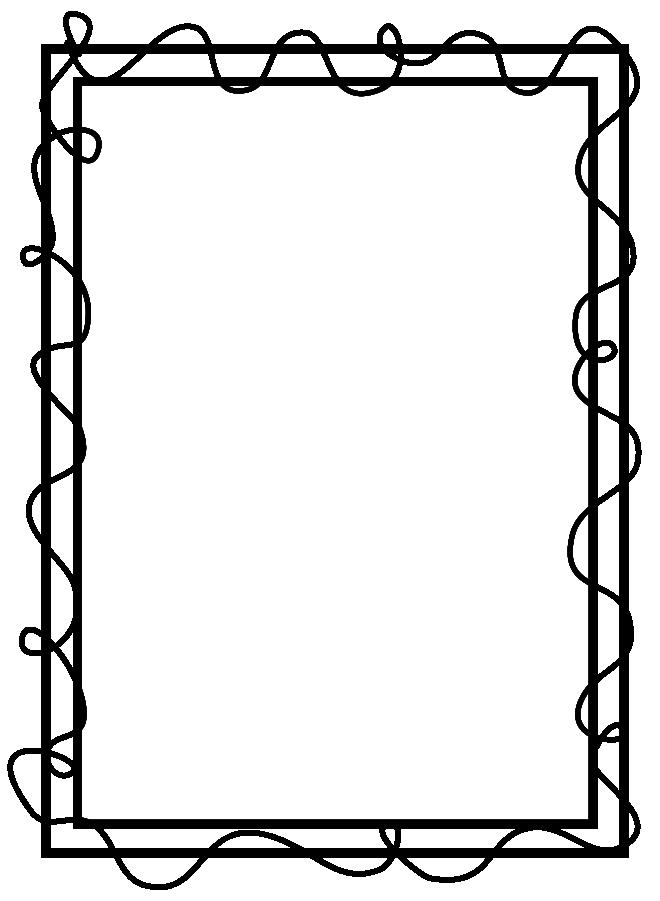 Pin by monique philipp. Scrapbook clipart frame