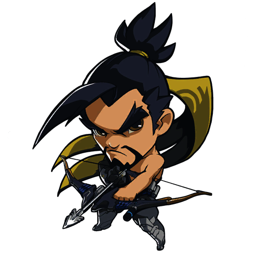 Hanzo overwatch png. Pin by kamala cate