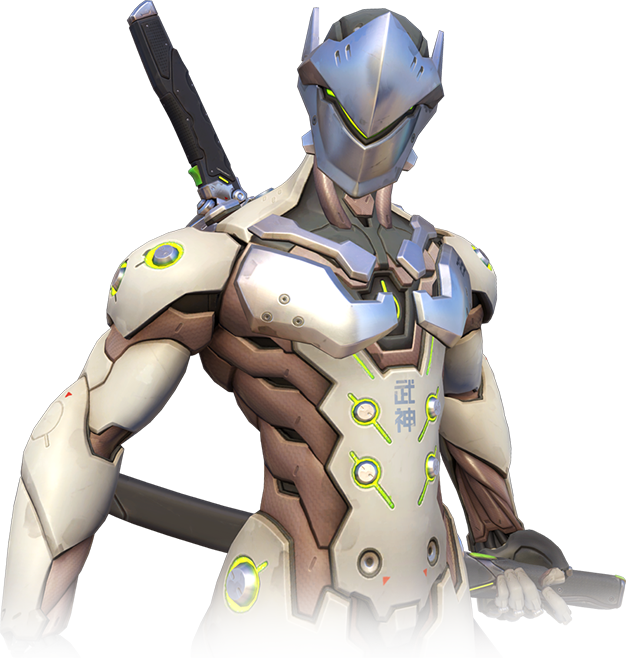 Hanzo overwatch png. Representation in video games