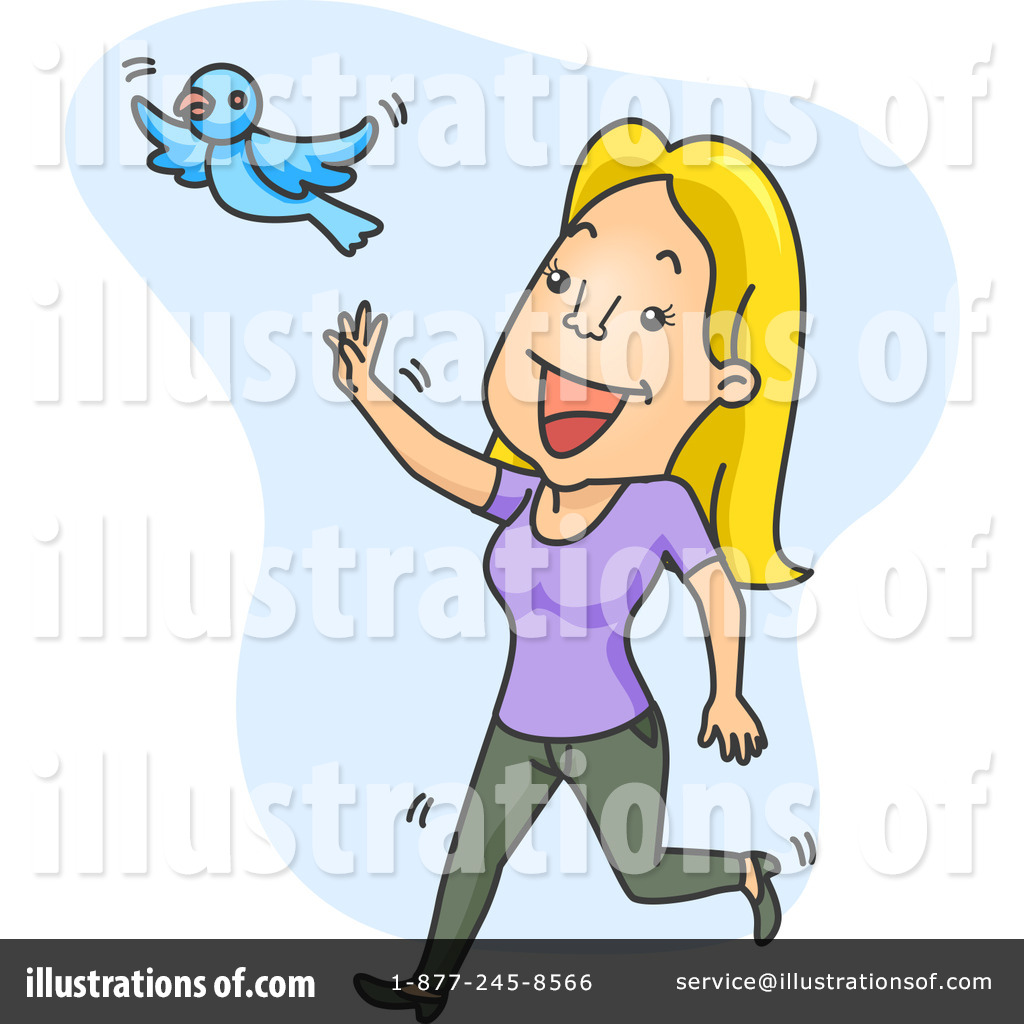 Illustration by bnp design. Happiness clipart