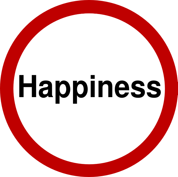 Happiness clipart. Clip art at clker