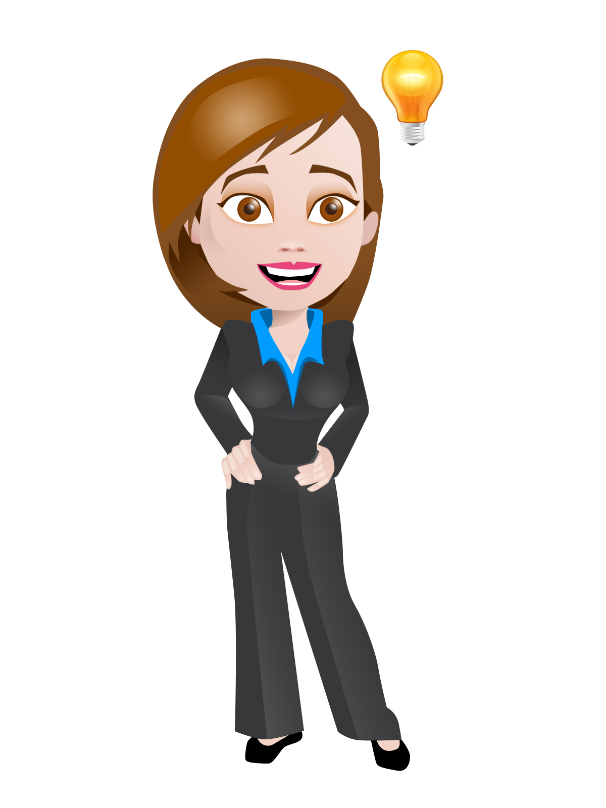 Happiness clipart business person. United states marketing advertising