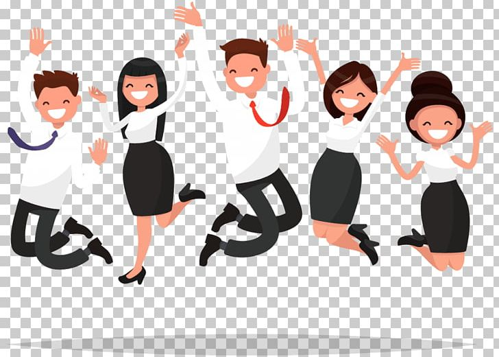 Happiness clipart business person. Illustration customer businessperson employment