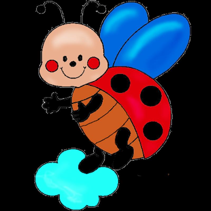 d c orig. Ladybugs clipart kindergarten