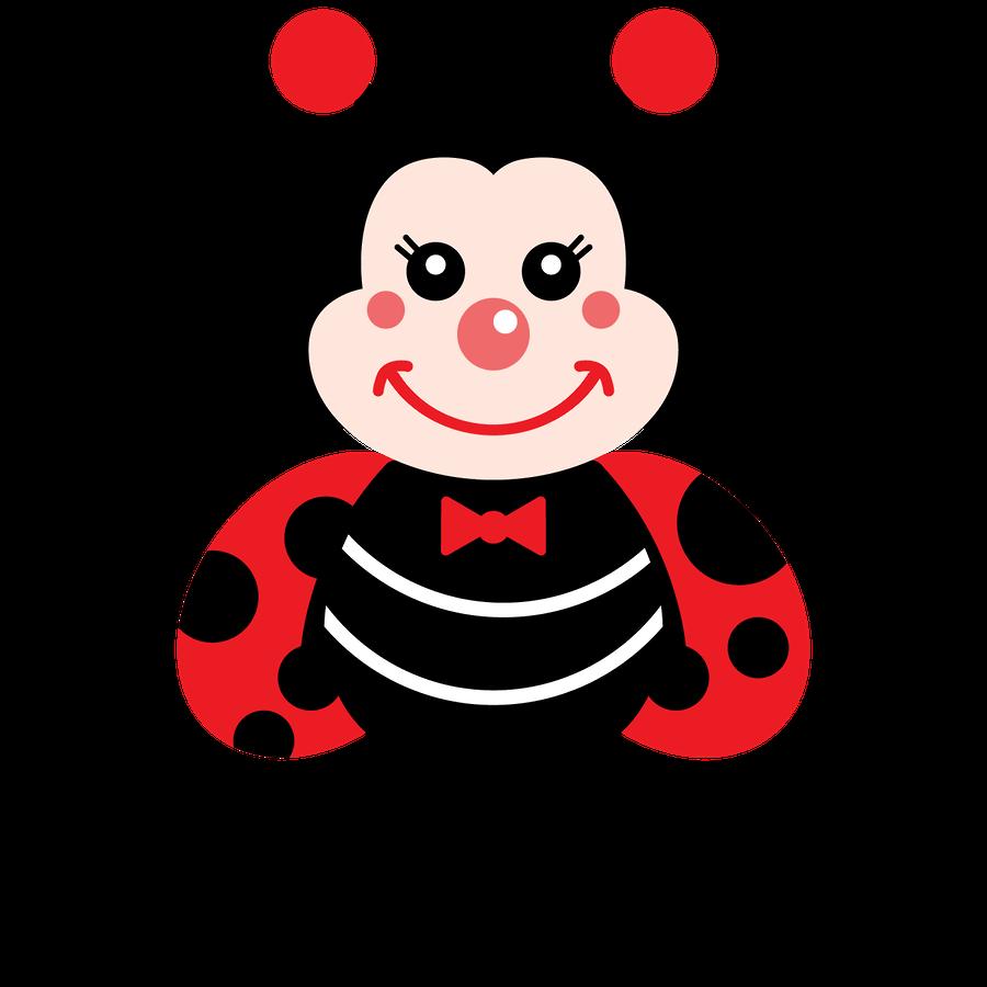Joaninha minus pinterest ladybug. Ladybugs clipart side view