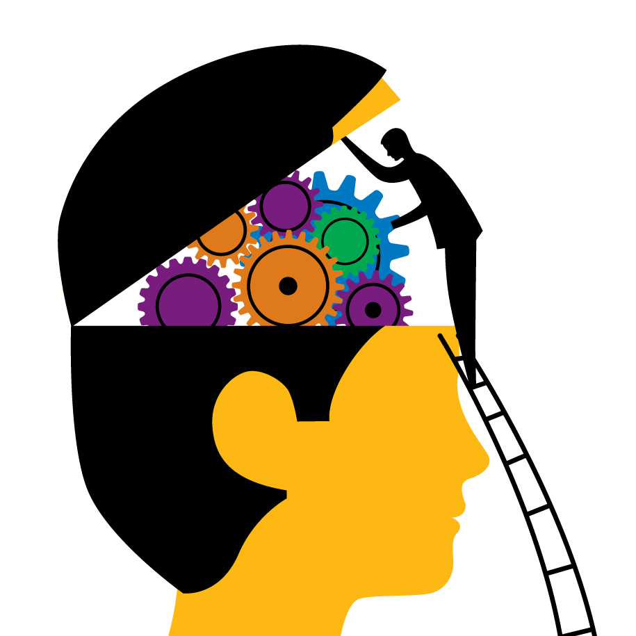 Manager clipart troubled. Happiness academy mindmaster personal
