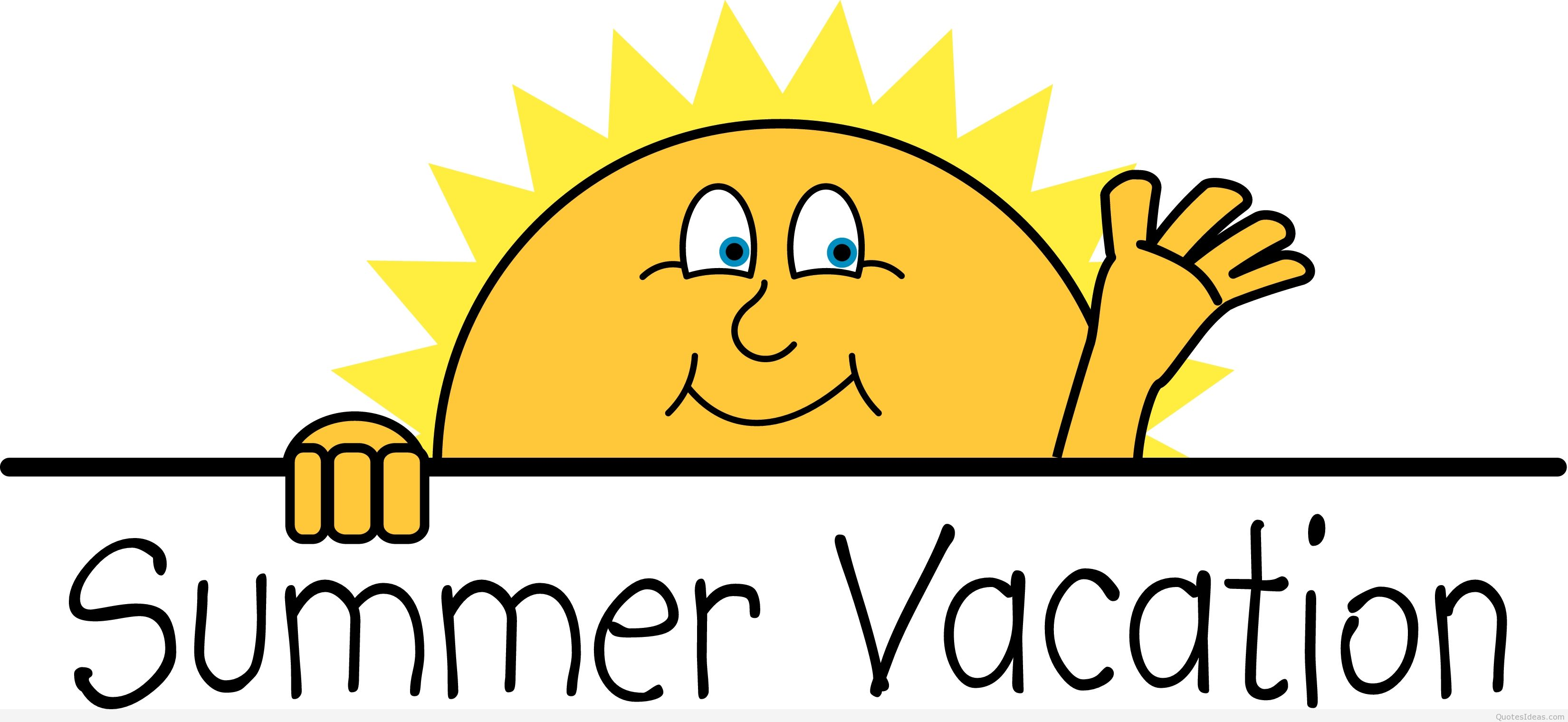 Last of school free. Happiness clipart summer day