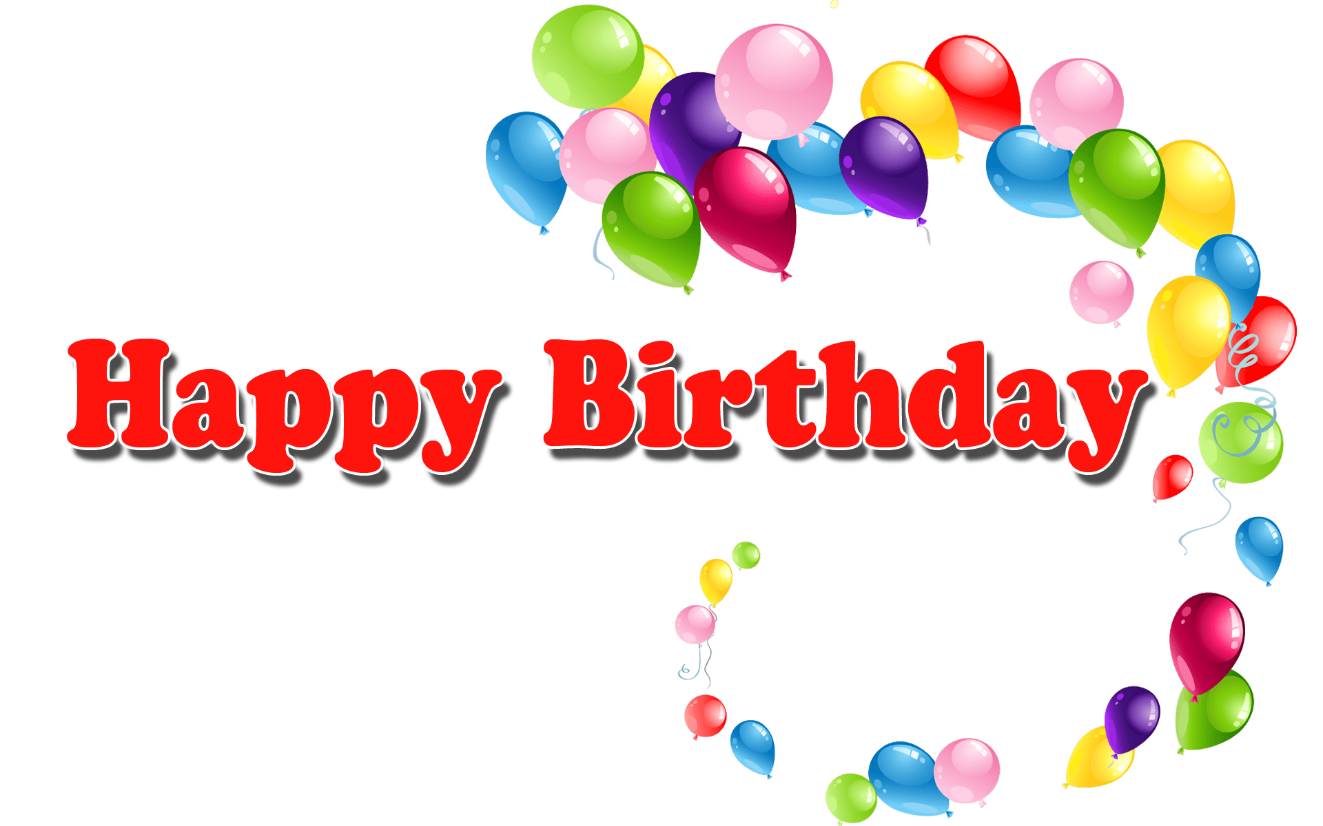 Pics names. Happy birthday png images