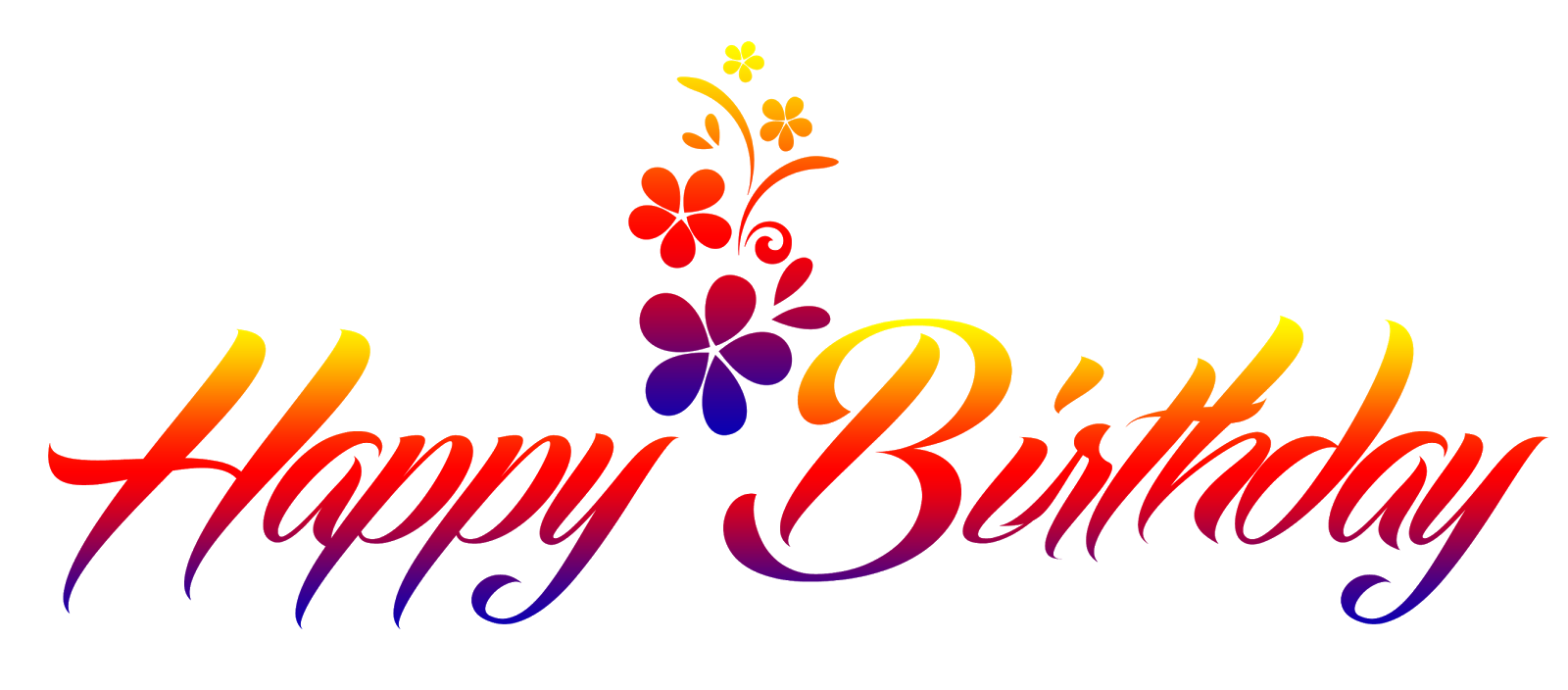 Happy birthday png images. Transprent free download text