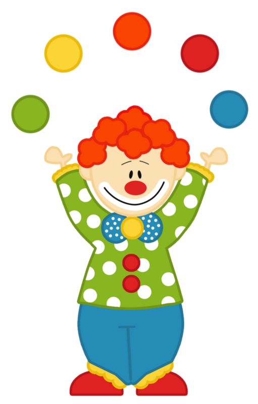 Happy clipart clown. Png tube circo pinterest