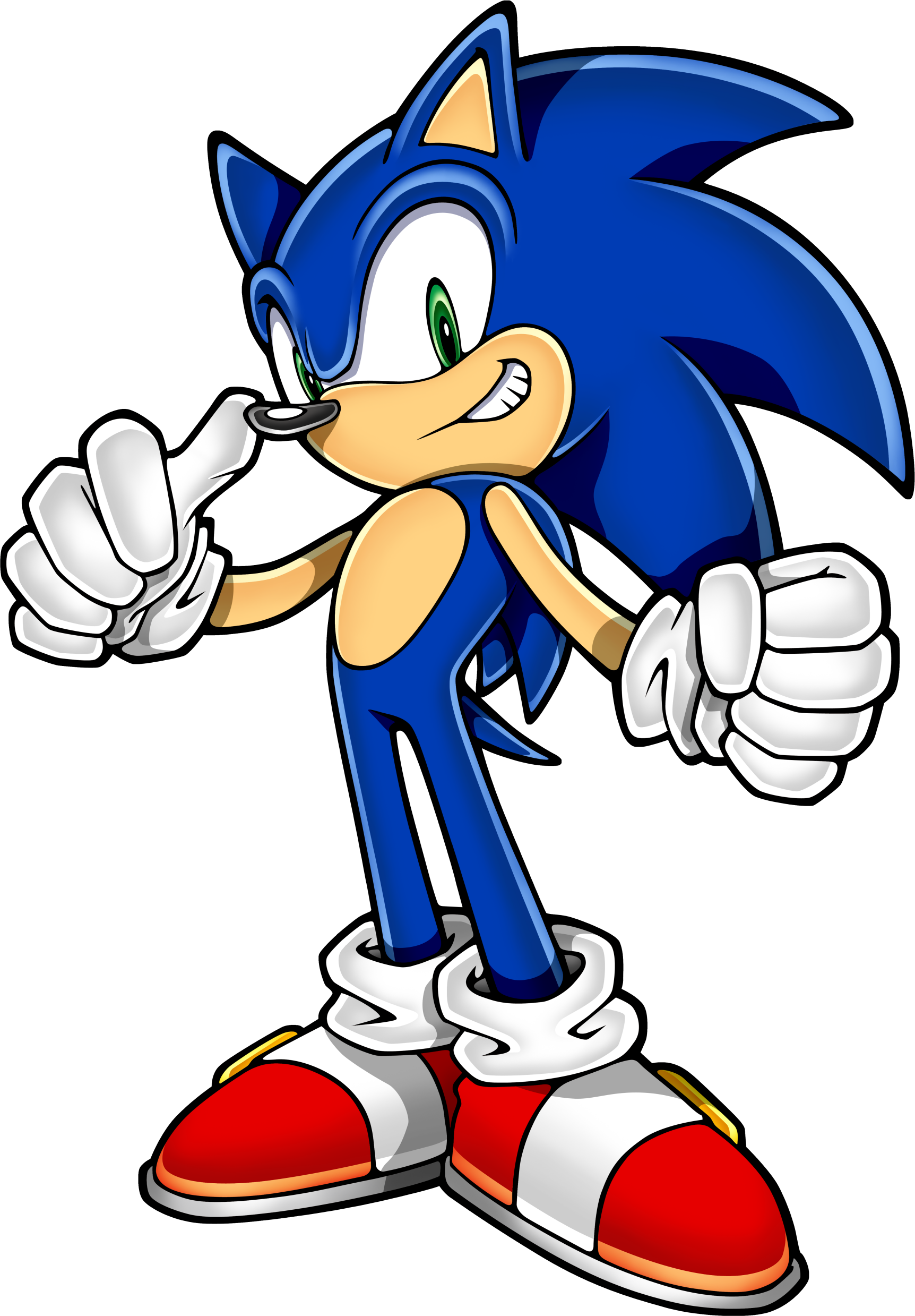 The golden mean is. Youtube clipart sonic
