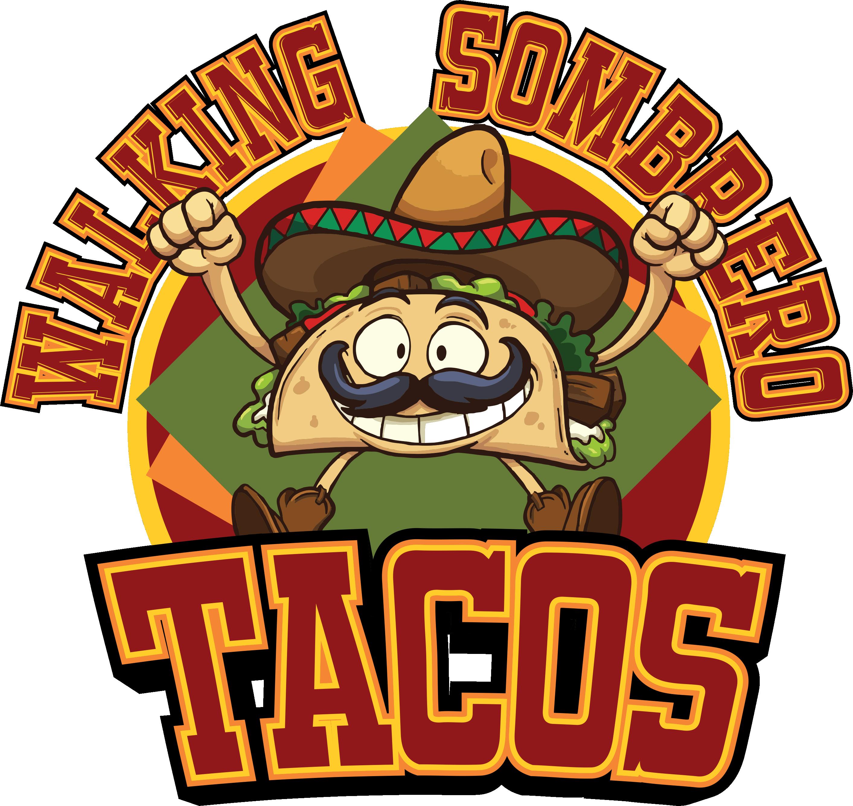 Menu tnt walking hanslodge. Tacos clipart taco night