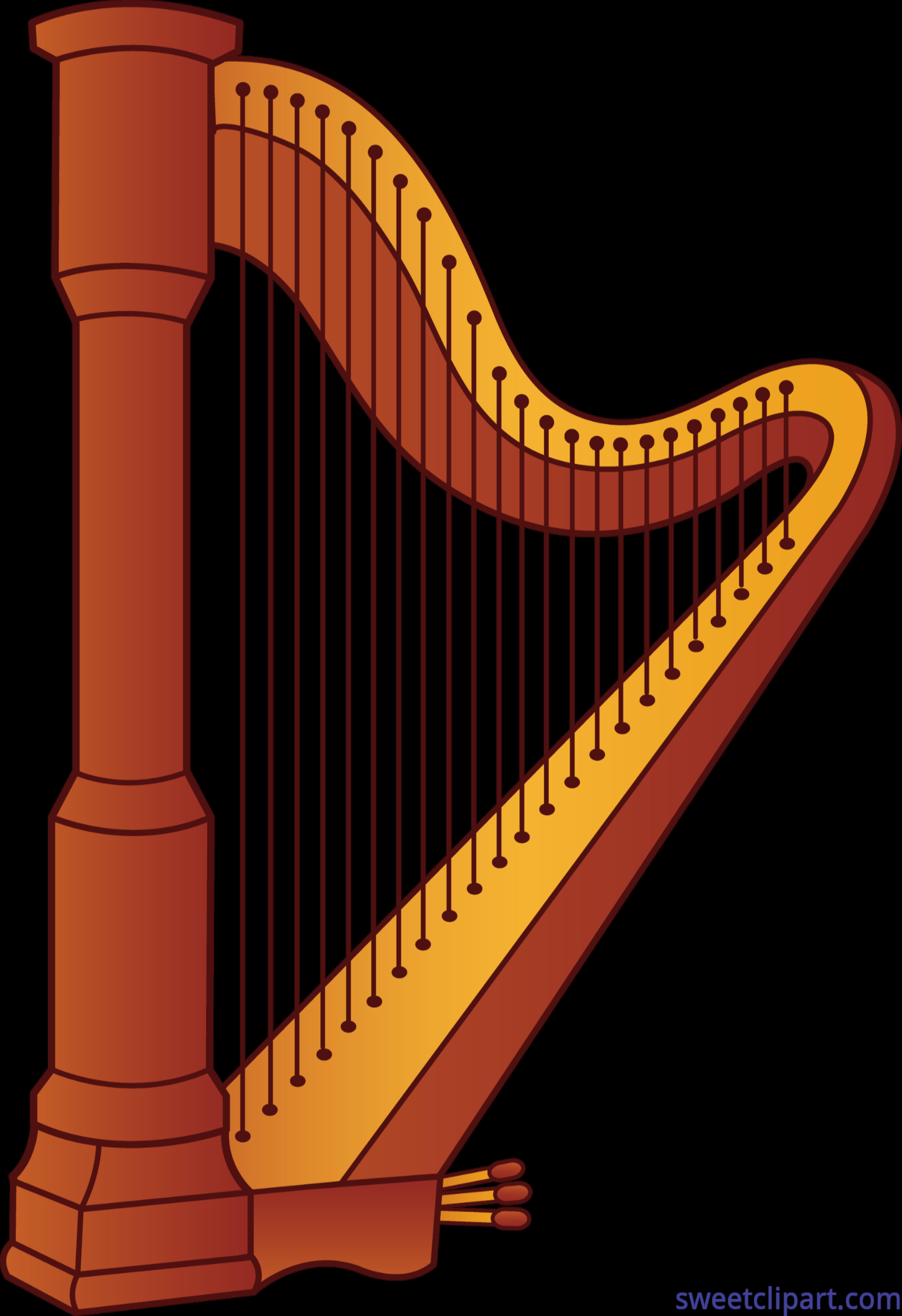 Harp clip art sweet. Greek clipart lyre
