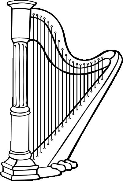 Free cliparts download clip. Harp clipart