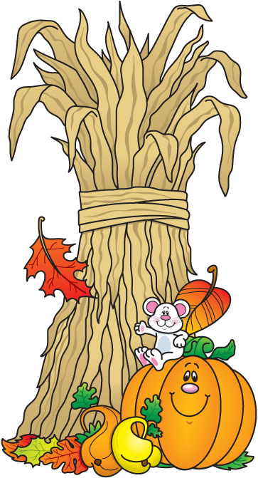 Fall . Harvest clipart