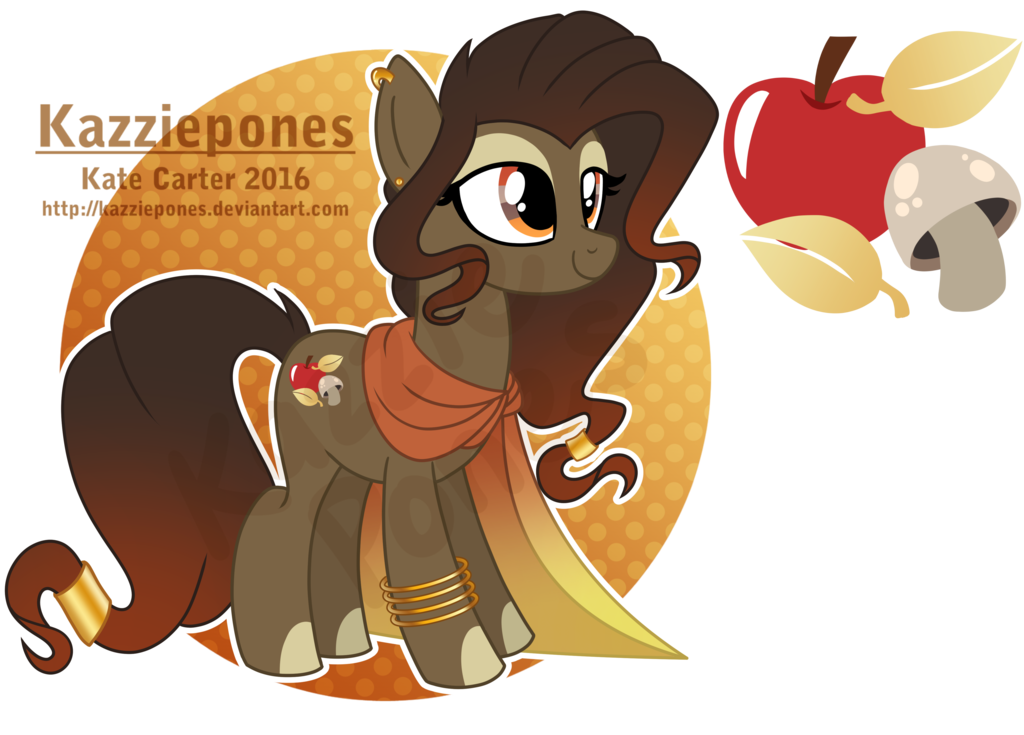 Windy clipart autumn. Harvest mlp oc auction