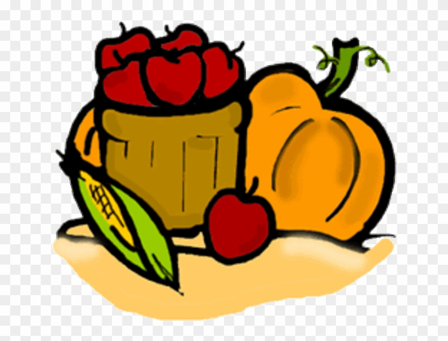Pumpkin clipart apple. Harvest clip art apples