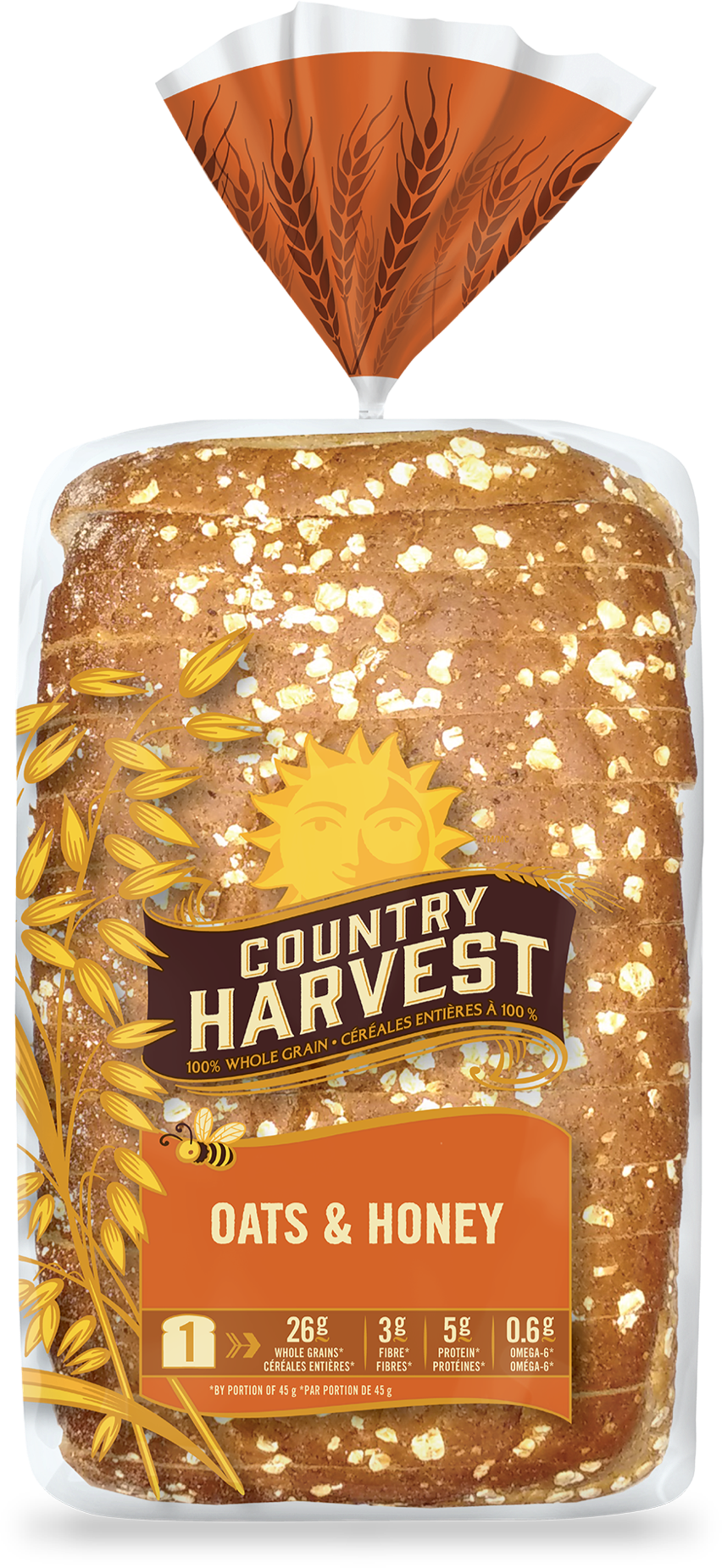 Oats honey country harvest. Wheat clipart oat