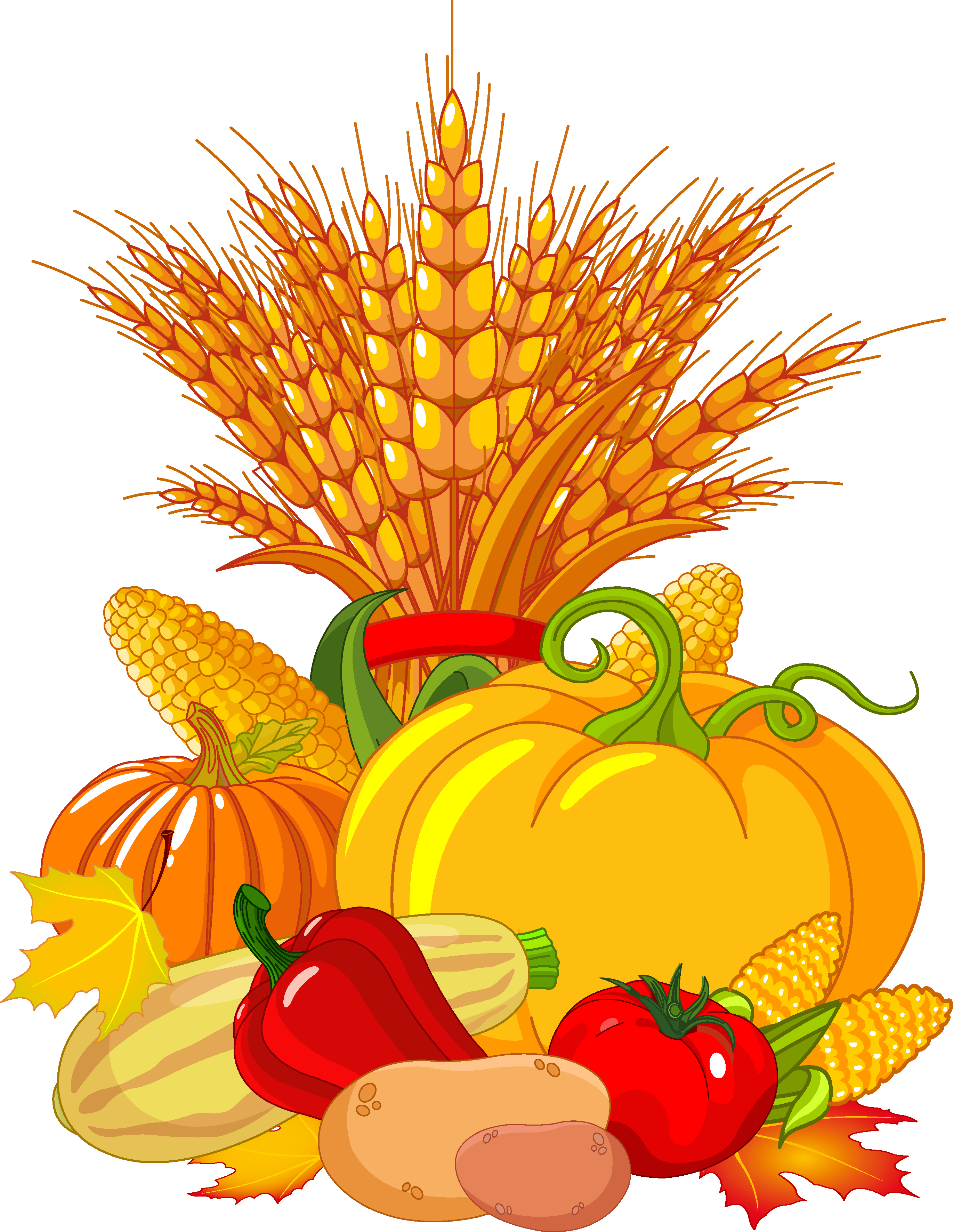 Autumn fruit clip art. Vegetables clipart harvest festival