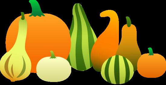 Harvest clipart gourd. Thanksgiving gourds free clip